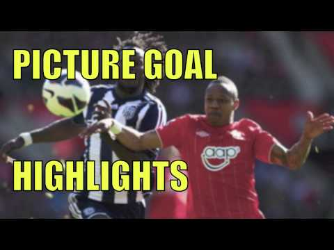 Goal! Southampton vs West Bromwich Final All Goals & Highlights (11/1/14) HD MY THOUGHTS