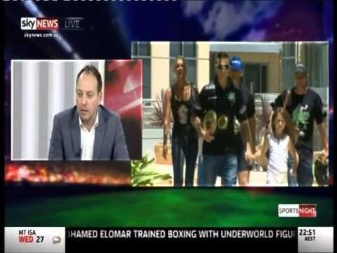 Danny Green vs Tamas Kovacs - Sky Sports News Australia - June 2015