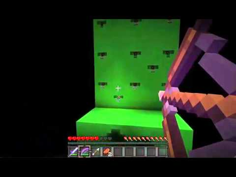 Watch Minecraft: Epic Creeper Boss Fight! - Uberagon
