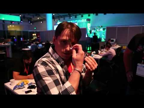 Microsoft Build Conference 2013 - Hackathon Contest Winners