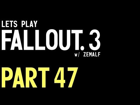 Let's Play Fallout 3 - Part 47 - Three Dog's News [Roleplay]