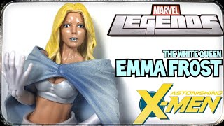 Marvel Legends: Emma Frost, The White Queen
