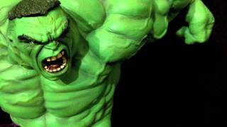 Download Lagu HULK COMIQUETTE Statue Unboxing by Sideshow Collectibles Gratis STAFABAND