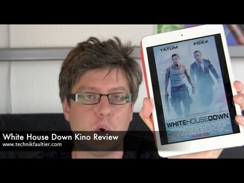 White House Down Kino Review