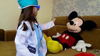 Spiderman ,Shrek, Mickey Mouse & Tiger jumping on the Bed/Funny Video/For Kids