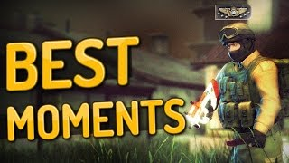 CS:GO - Epic & Funny Moments #16 ft. kennyS, GeT_RiGhT, Steel & more!