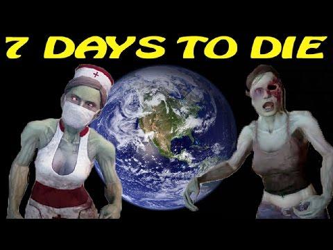 7 Days to Die ► Создание  мира ► (16+)