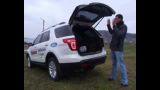 Тест-драйв Ford Explorer 5