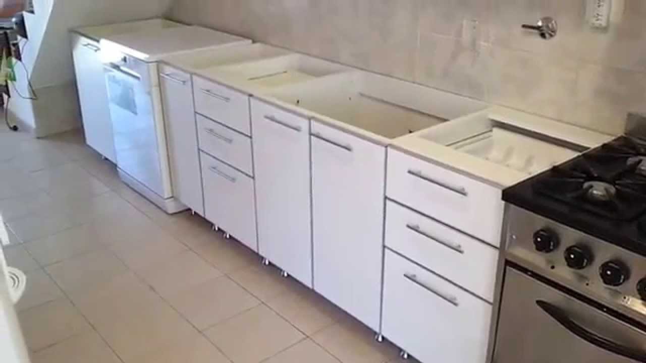 Fabrica Muebles De Cocina Alacenas Con Puertas Vidriadas