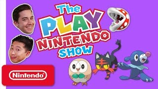 The Play Nintendo Show – Episode 11: Pokémon Sun and Pokémon Moon Terry Takeover – Part 2