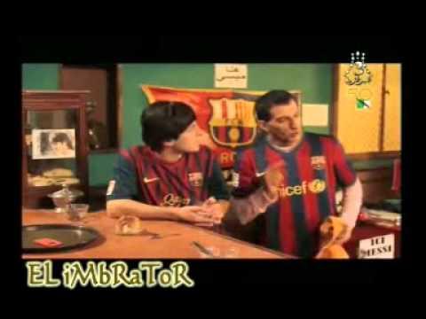 قهوة ميمون.. ليونيل ميسي في احدى المقاهي الجزائرية video