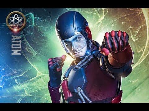 DC'S LEGENDS OF TOMORROW: ATOM VS LEVIATHAN