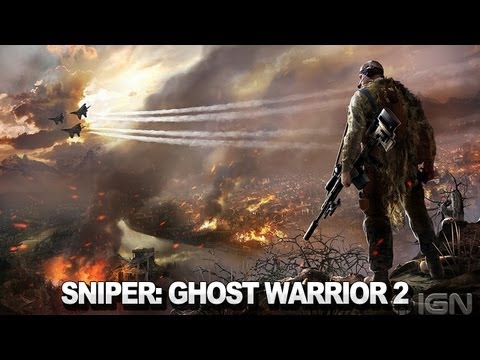 Sniper: Ghost Warrior 2 - Brutal War Crimes Bosnia Trailer