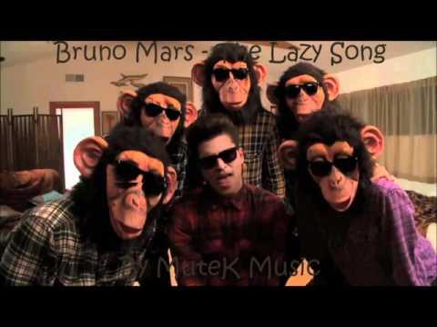Bruno Mars - The Lazy Song 1h (Mutek Music)