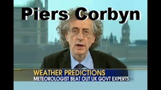 Piers Corbyn - The Inconvenient Truth - Prepping For The Grand Solar Minimum