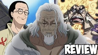 One Piece 939 Manga Chapter Review: New Haki Masters Revealed!