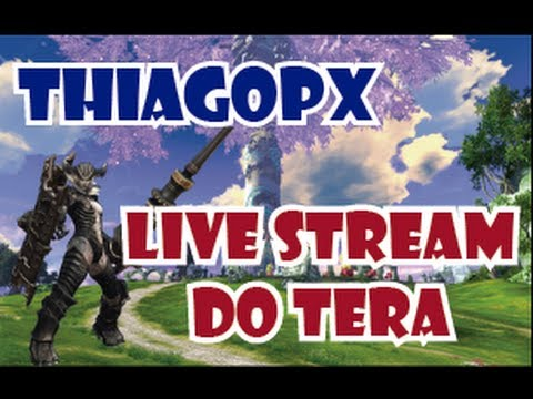 Aviso!! Live Stream Do Tera video