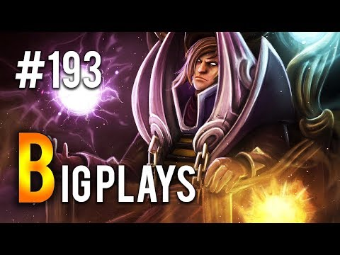 Dota 2 - Big Plays Moments - Ep. 193