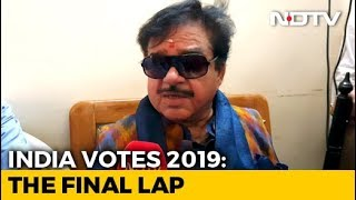 """I Am Here To Fight For The People"": Shatrughan Sinha"