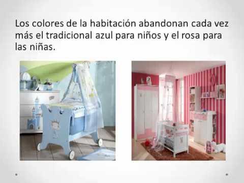 C mo decorar la habitaci n de un beb ideas y modelos - Como decorar una habitacion de bebe ...