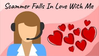 """Tech Support Scammer Falls In Love With Me & """"Fixes"""" For Free [1.5 Hour Live Call]"""