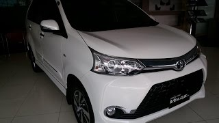 Toyota Grand New Avanza Veloz 2015 Review Exterior and Interior