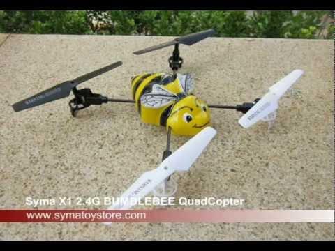 Syma X1 2.4G BUMBLEBEE QuadCopter