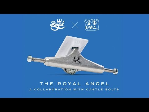 Daryl Angel for Castle Bolts x Royal Trucks