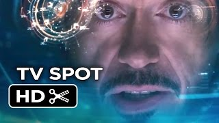 Avengers: Age of Ultron TV SPOT - The World Ends (2015) - New Avengers Movie HD