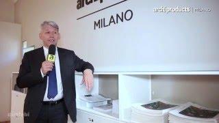 Archiproducts Milano 2016 | DIEFFEBI - Alberto De Zan