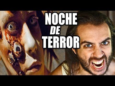 NOCHE DE TERROR EN EL RINCÓN DE GIORGIO