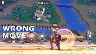 Ridiculous Captain Falcon and Ganondorf Plays in Smash 4 #3