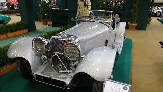 1935-1940, Jaguar SS 100