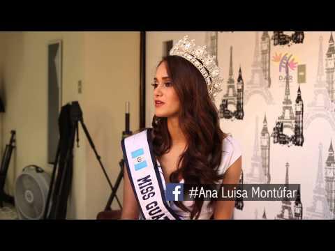 Entrevista Ana Luisa Montufar