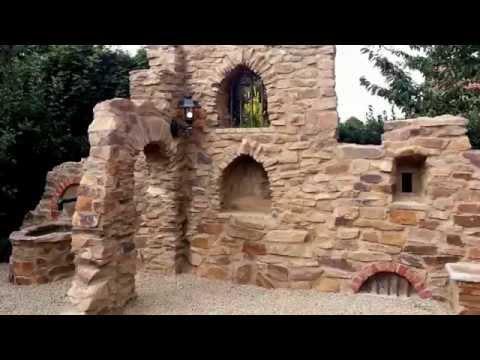 Gartenmauer Mit Dem Charme Einer Ruine Teil 2