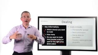 Tim Bennett Explains: How to buy shares