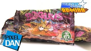 Mini Boglins 1992 Blind Bag Minifigures Opening and Video Review (Retro Toy Rewind)