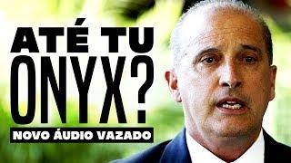 NOVOS áudios VAZADOS revelam conversa suspeita entre ONYX e BOLSONARO