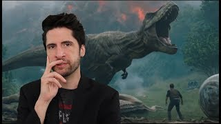 Jurassic World: Fallen Kingdom - Trailer Review