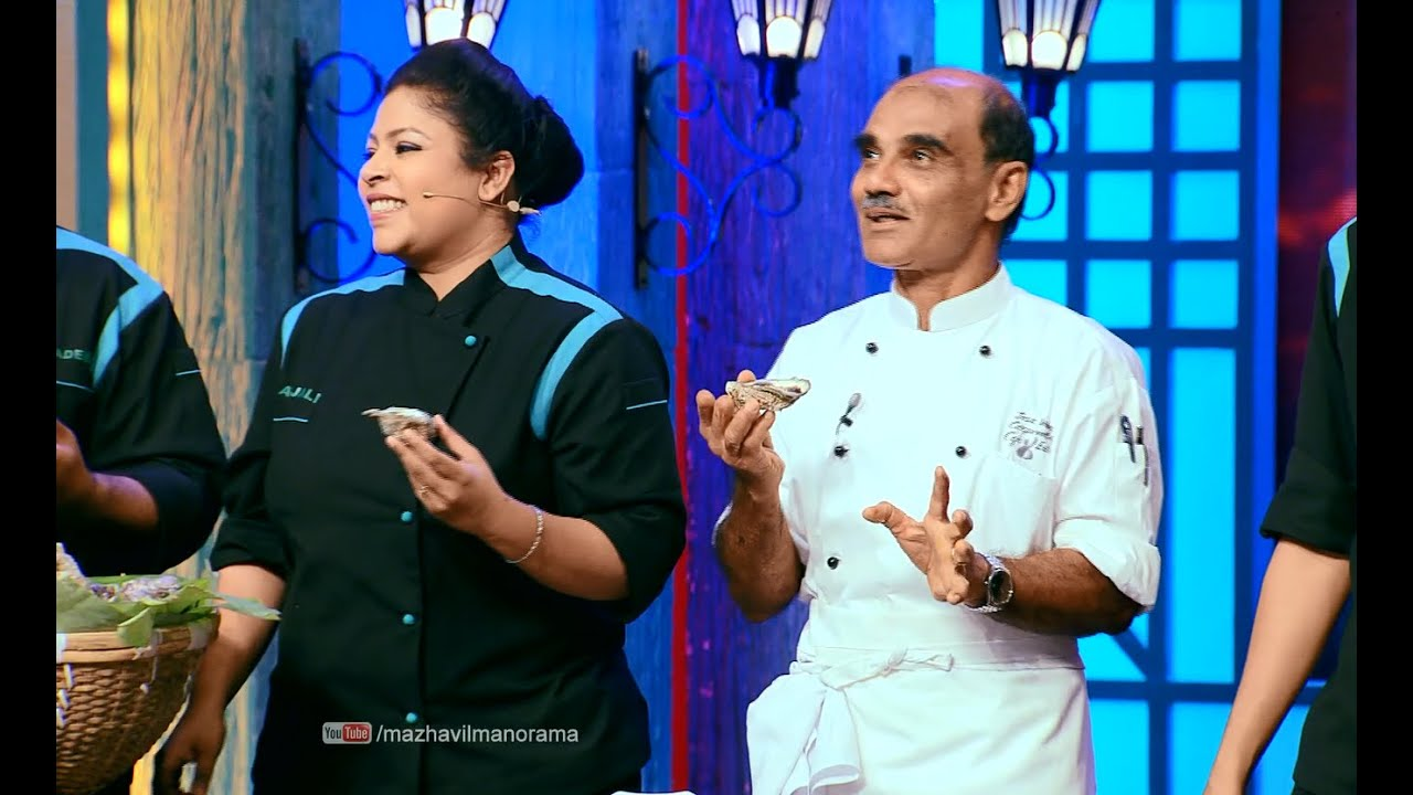 Dhe Chef I Jose varkey comes with a new revolutionI Mazhavil Manorama