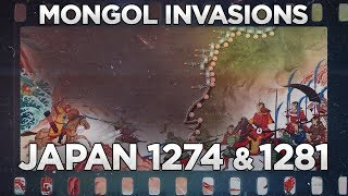 Mongols: Invasions of Japan 1274 and 1281 DOCUMENTARY