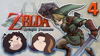 Zelda Twilight Princess: The Frozen Monkey - PART 4 - Game Grumps