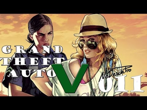 GRAND THEFT AUTO V - Das Porno Schiff - Part 011 [HD][German] Let