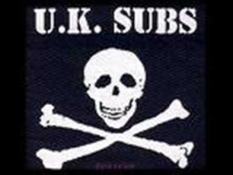 Uk Subs - Live In A Car