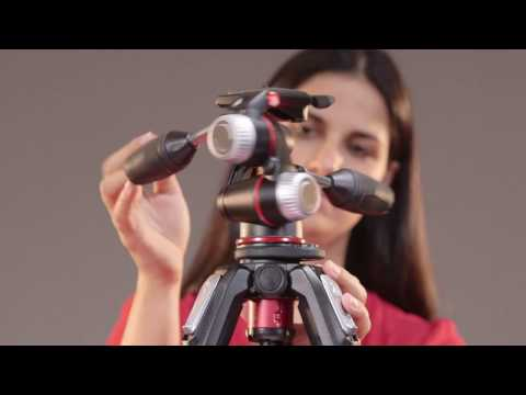 Tripod Heads from Manfrotto