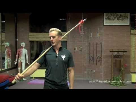 Kung Fu Spear - Learn At Home! Image 1