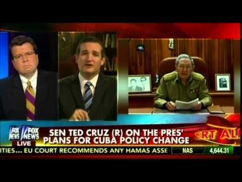 SENATORS MARCO RUBIO AND TED CRUZ RIP OBAMA'S PLANS FOR CUBA POLICY CHANGE