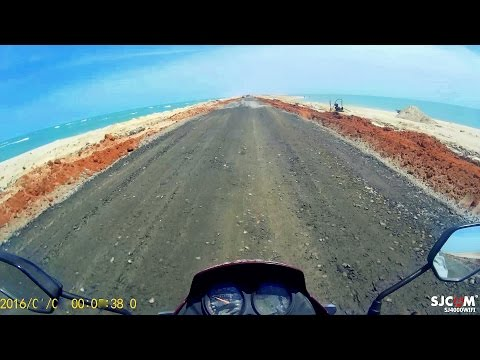Rameswaram | Dhanushkodi | Ram Sethu Point | Ride to The Last Land
