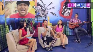 HIJOS DE LA MISMA TIERRA FENIZ EN ATN CLUB MUSIC TV
