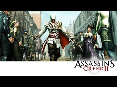 Assassin's Creed II   CHASIN' Templars at Arsenale Drydocks  Templar's Lair